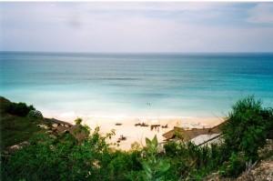 Der Traumstrand Balis